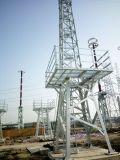 torretta dell'acciaio di serie della struttura della sottostazione 30kv-500kv