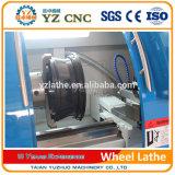Wrc22 Llanta de aleación de restauración CNC Lamer máquina de la reparación