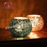 ホーム装飾表のセンターピースのための優雅な現代ガラス蝋燭ホールダーの蝋燭のコップ