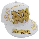 Gorra de béisbol ajustada aduana con la insignia grande Gjfp17155