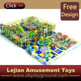 Ce charmant château Amusement Aire de jeux intérieure pour enfants (ST1418-12)