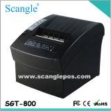 impresora termal de la posición de la cocina de la impresora del recibo de 80m m (SGT-800)