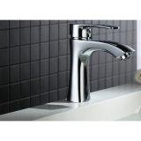 Colpetto e rubinetto di acqua montati piattaforma d'ottone sanitaria del miscelatore del bacino della stanza da bagno