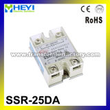 Single Of phase Of solid Of state Of relays (SSR) DC to AC Of sSR-25da