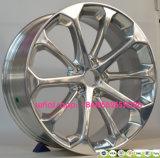 O carro de alumínio clássico orlara bordas da roda da liga da réplica para Ford