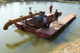 Arena eyector de excavación Embarcaciones en mina de arena