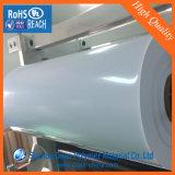 Blanc brillant 250 microns/Matt Feuille en PVC, PVC du rouleau de film pour l'impression
