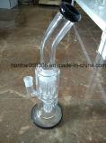 El verde de vidrio Pyrex Percolator piep, tubo de agua