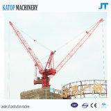 Fornecedor do baixo preço e da parte superior do guindaste de torre do Luffing de Ktt5020d para a maquinaria de construção