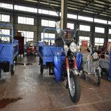 El motor de Refrigeración de aire 150/200/250cc motocicleta triciclo de carga tres ruedas