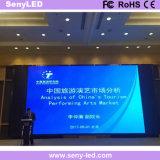Comitato di pubblicità locativo dell'interno di colore completo LED per visualizzazione