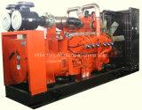 el generador del gas natural 500kw con Cummins Engine incluye certificaciones del Ce