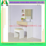 寝室のための安いメラミンMDFの削片板のドレッサーの家具