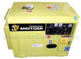 auto portatile 5kw che avvia generatore diesel silenzioso 5kVA