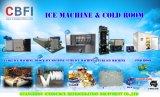 2 Tonnen Gefäß-Eis-Maschinen-u. Gefäß-Eis-Hersteller