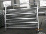 Гальванизированная овальная стальная загородка фермы панели для скотин/овец/лошади/свиньи