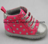 Конструкции красотки ботинок на девушки младенцев 1521