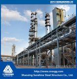 Struttura d'acciaio dell'ampia luce per industria chimica