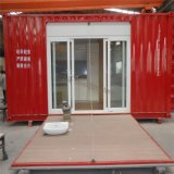 ISOのプレハブの容器の家の寮