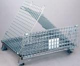 Dispositivos de almacenamiento de acero de alambre de malla de la jaula (800 * 600 * 640)
