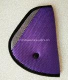 아이를 위한 삼각형 차 안전 벨트 프로텍터 조절기