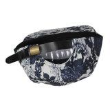 Cappelli del comitato sublimati contrassegno tessuti abitudine della cinghia di cuoio 5 del campeggiatore