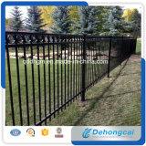 機密保護の錬鉄の塀か高力鉄の塀