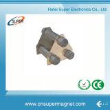 (D25*400mm) barra del magnete del neodimio di 12000 Guass