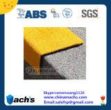 Bon prix Factory Direct GRP PRF en fibre de verre d'alimentation de l'escalier antiglisse Nosings adopté Certification ABS et SGS Test