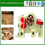Bambù, canna da zucchero, pallet riciclato, sfibratore di legno del frantoio