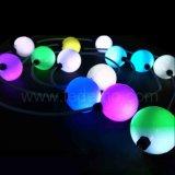 Indicatore luminoso esterno della sfera della decorazione DMX del LED grande