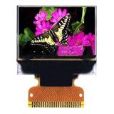 Farbenreiche OLED Bildschirmanzeige-Baugruppe 0.95 Zoll-