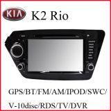 Lecteur DVD pour voiture Kia Rio (K2 K-6706)
