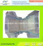 아기 Diaper 또는 Soft Disposable Baby Diaper /Non-Woven Baby Diaper