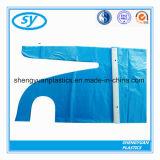 Transparentes Plastikwegwerfschutzblech