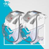 Machine de beauté du chargement initial rf pour le déplacement vasculaire d'épilation d'Elight