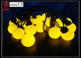 Outdoor를 위한 방수 Christmas LED Ball String Light