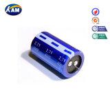 Конденсатор конденсатор 2.7V, 2.8V, 3.0V 400f фарады супер с низкой ценой и низкий ESR