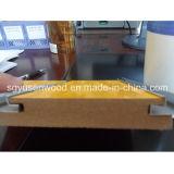 MDF à fente Slatwall de 18 mm pour supermarché