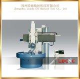Máquina vertical do torno de torreta do CNC da precisão Ck5112 chinesa para a venda
