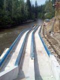 최고 질은 수력 전기를 위한 고무 댐을 팽창시킨다