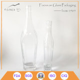 Olive Oil Packingのための375ml Super Flint Glass Bottle