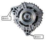 12V 100 А для генератора Bosch Chevrolet Лестер 11076 0124325121