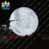 Finegoの公園の装飾のための膨脹可能な気球の月の空気火星