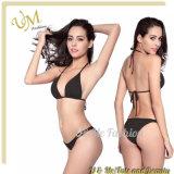 섹시한 간단한 소녀 최신 형식 수영 바닷가 착용 비키니