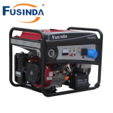 5kw de Generator van de Benzine van de Benzine van de enige Fase met Lihua AVR