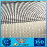 Доска 100% стока девственницы материальным Dimpled HDPE прозрачного цвета