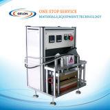 Двойная бортовая машина запечатывания вакуума топления для батареи клетки мешка