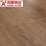 Washed Oak AC3 HDF Wood Grain Laminate Flooring/ (AS3503-9)