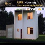 Casa prefabricada cómoda 140m2 del ahorro de costes del 90% con el plan de concepción